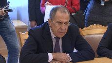 Россия хочет, чтобы победил украинский народ – Лавров