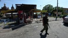 Ситуация в Горловке Донецкой области. Архивное фото