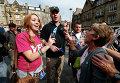 Оппоненты спорят о признании Шотландии независимой страной. Эдинбург