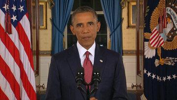 Обама объявил охоту на ИГ и назвал основной принцип своего президентства