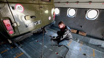 Проверка боевой готовности войск Восточного военного округа