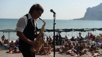Международный фестиваль Koktebel Jazz Party. Архивное фото