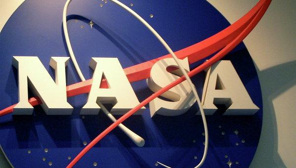 Логотип НАСА. Архивное фото