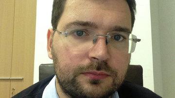 Борис Добродеев, генеральный директор социальной сети Вконтакте. Архивное фото