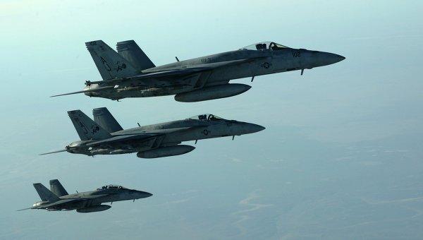 Самолеты ВВС США