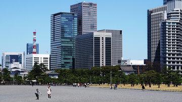 Токио. Япония. Архивное фото