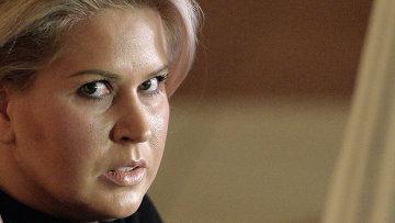 Экс-глава департамента имущественных отношений Минобороны России Евгения Васильева, одна из фигуранток по делу Оборонсервиса. Архивное фото