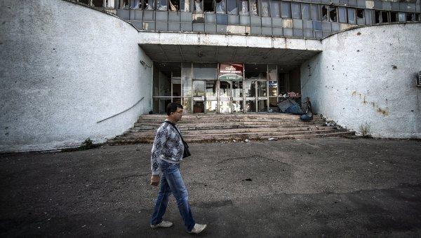 Ситуация в Луганске и Луганской области. Архивное фото