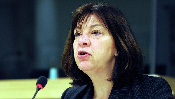 Депутат Европарламента Ребекка Хармс. Архивное фото