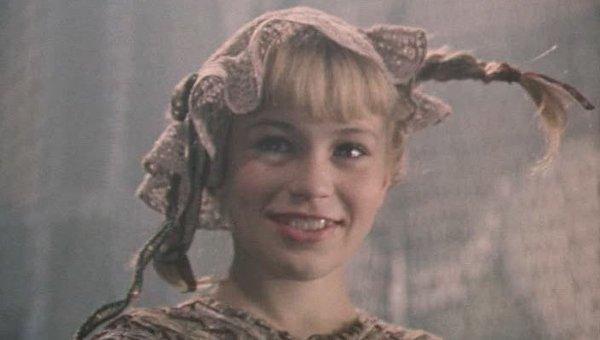 Кадр из фильма Пеппи Длинныйчулок. Архивное фото