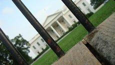 Белый дом. Вашингтон. США