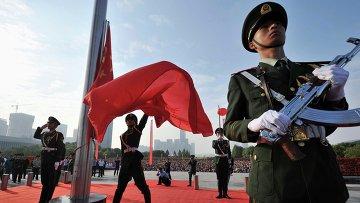 Празднование 65-й годовщины Дня образования КНР. Архивное фото