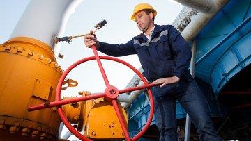 Объект газотранспортной системы Украины, архивное фото.
