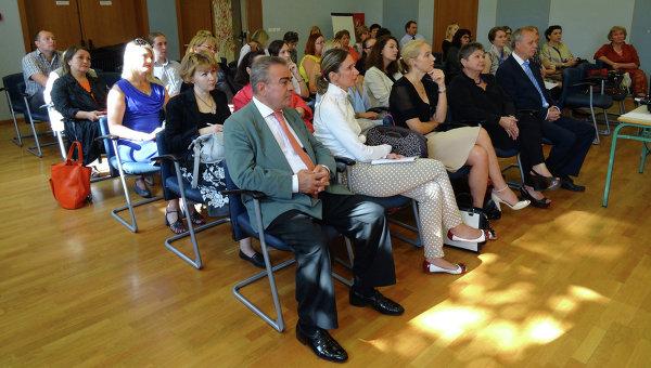 Неделя русского языка и культуры в Греции