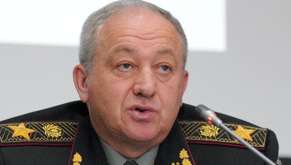 Генерал армии, командующий внутренних войск МВД Украины в 2005-2010 годах Александр Кихтенко
