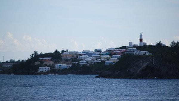 Поселение на Бермудских островах