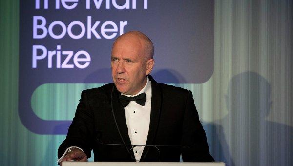 Австралийский писатель Ричард Флэнаган - лауреат Букера-2014