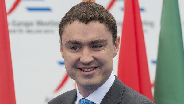 Премьер-министр Эстонии Таави Рыйвас. Архивное фото