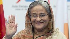 Премьер-министр Бангладеш Шейх Хасина. Архивное фото