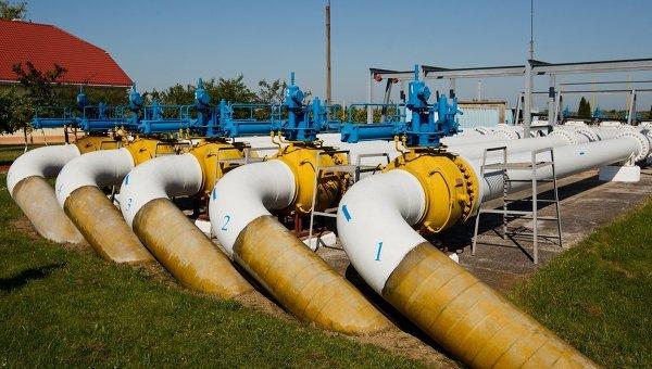 Объекты газотранспортной системы Украины. Архивное фото.
