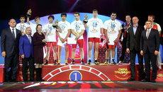 II международный турнир среди юношей Сила традиций