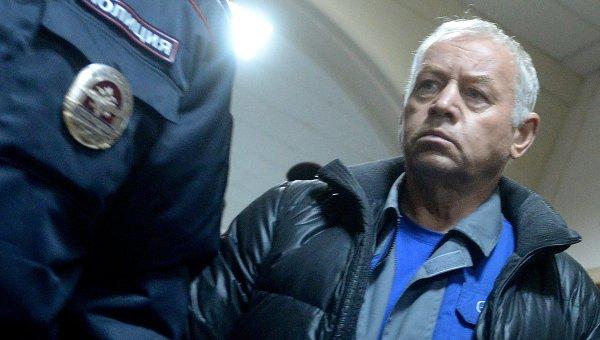 Заседание суда по делу Владимира Мартыненко. Архивное фото