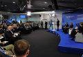 """В.Путин принял участие в итоговой пленарной сессии XI заседания Международного дискуссионного клуба """"Валдай"""""""