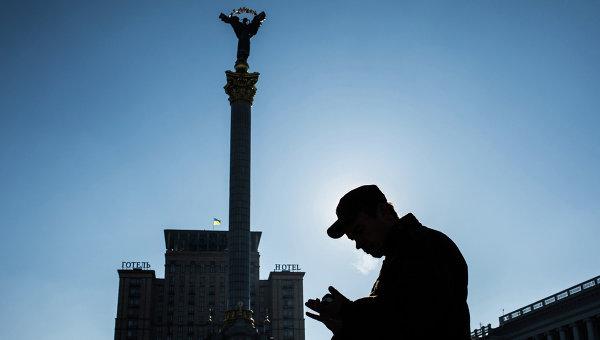 Украина накануне парламентских выборов. Архивное фото