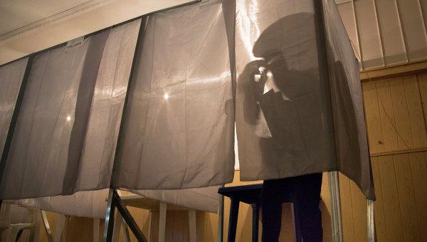 Выборы в Верховную раду Украины. Архивное фото