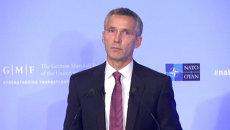 НАТО не стремится к конфронтации – Столтенберг об отношениях с Россией