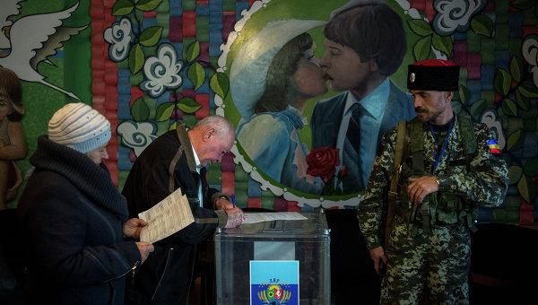 Досрочные выборы главы ЛНР и депутатов Народного Совета ЛНР