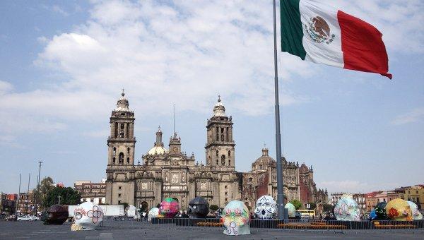 Мехико готовится ко Дню Мертвых