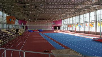 Спортивный зал. Архивное фото