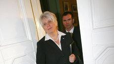 Марина Кальюранд. Архивное фото