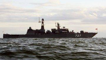 Сторожевой корабль Ярослав Мудрый