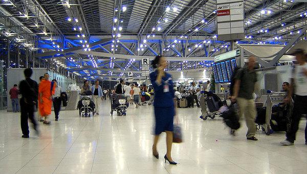 Аэропорт столицы Таиланда Бангкока
