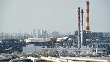 ОАО Газпромнефть - Московский НПЗ. Архивное фото