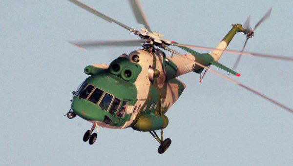 Вертолет Ми-171Е. Архивное фото