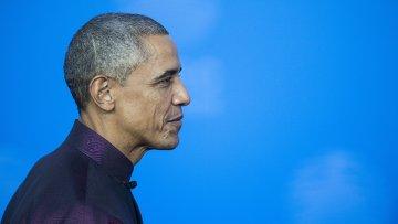 Президент США Барак Обама на саммите АТЭС