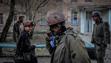 Шахты Донбасса. Архивное фото