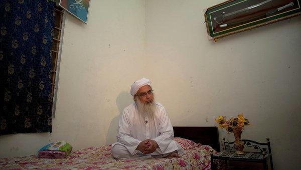 Маулан Абдул Азиз. Архивное фото