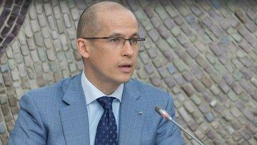 Сопредседатель центрального штаба ОНФ Александр Бречалов. Архивное фото