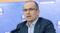 Сопредседатель центрального штаба ОНФ Александр Бречалов