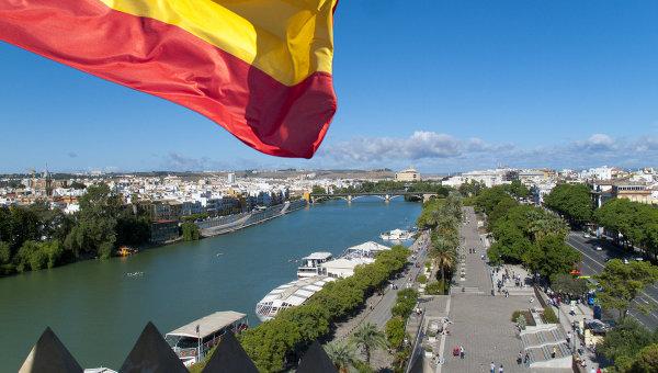Виды Испании. Архивное фото