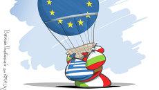 Европа тормозит
