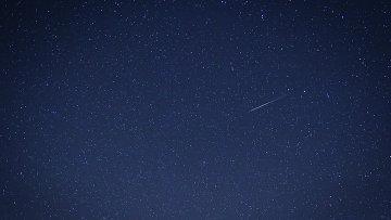Метеоритный дождь. Архивное фото