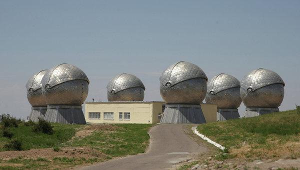Комплекс распознавания космических объектов Окно в Таджикистане