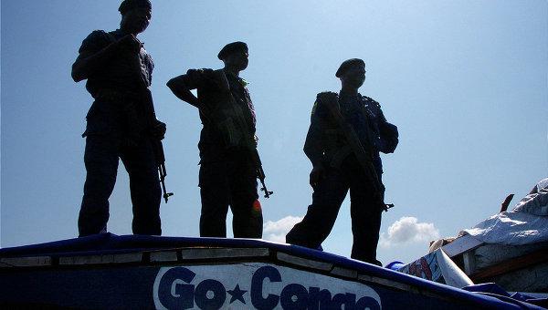 Полиция в Демократической Республике Конго. Архивное фото