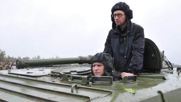 Арсений Яценюк. Архивное фото
