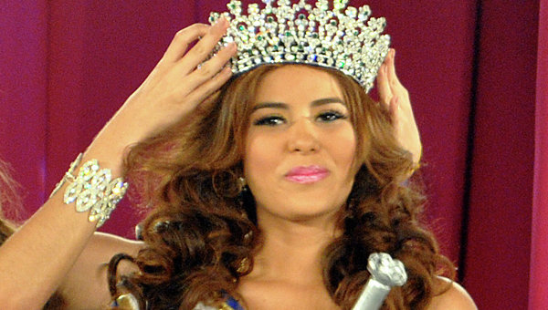 Мисс Гондурас-2014 Мария Хосе Альварадо